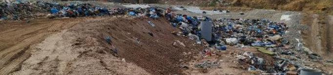 Pla general del dipòsit controlat de residus de la comarca de l'Urgell