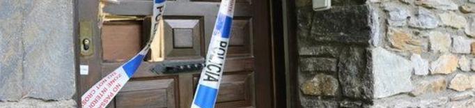 Un home apareix mort a casa seva a Andorra, assassinat per un empleat seu