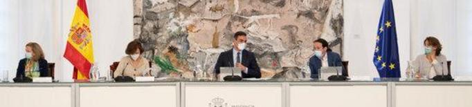 El Consell de Ministres aprova l'estat d'alarma amb voluntat de prorrogar-lo fins la primavera