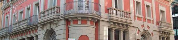 Imatge de la seu del Consell Comarcal de l'Alt Urgell, en una imatge d'arxiu