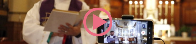 ⏯️ Misses per Internet i evangelis per WhatsApp, alternatives dels mossens durant la pandèmia