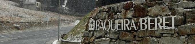 Baqueira Beret ajorna l'inici de temporada previst per divendres