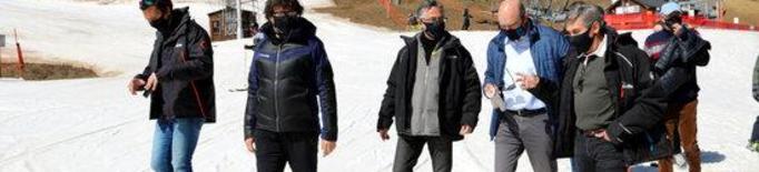 ⏯️ Les estacions d'esquí de FGC tanquen amb un 50% d'ocupació a Lleida