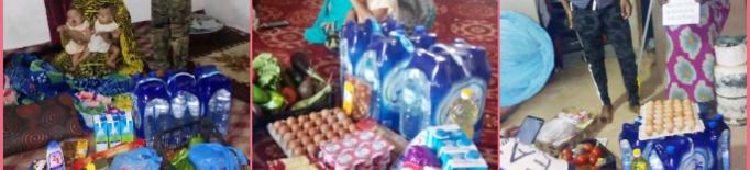 Iniciativa de Sàhara Ponent per proveir d'aliments els refugiats sahrauís