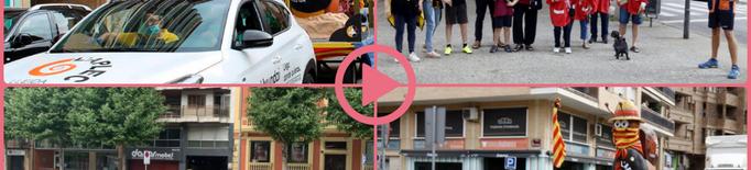 ⏯️ La tradicional rua de l'Aplec del Caragol de Lleida manté viu l'esperit de la festa