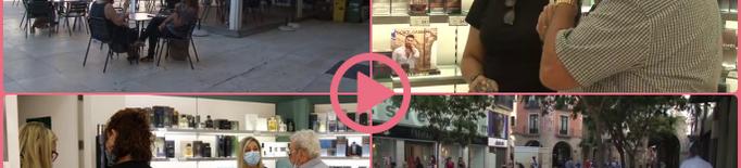 ⏯️ Les terrasses de Lleida obren des de primera hora