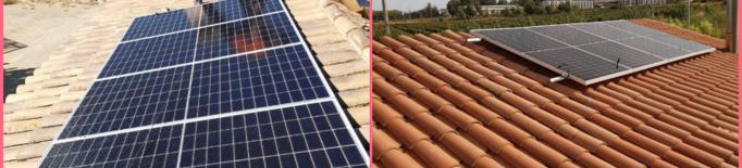 Compra col·lectiva de plaques solars a Raimat per impulsar l'autogeneració energètica