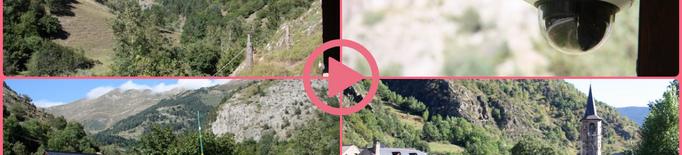 ⏯️ Mesuren els nivells de so a la vall de Bonabé per mirar de declarar-la Zona d'Especial Protecció de la Qualitat Acústica