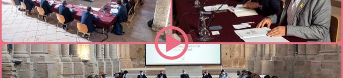 ⏯️ Lleida constitueix la mesa transversal per a la recuperació de la ciutat