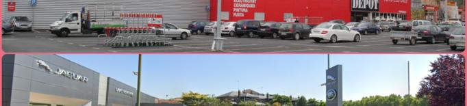 BricoDepot i Portolés obren els seus pàrquings al personal i voluntaris de l'Arnau i el Santa Maria