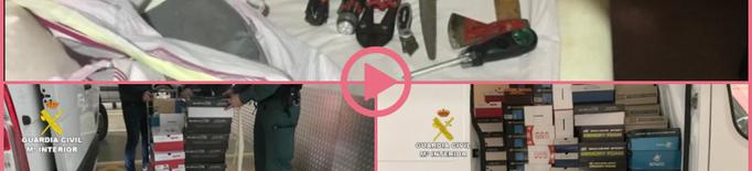⏯️ Detinguts per robar en camions a l'AP-2 a Lleida
