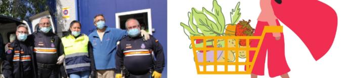Campanya de fons al repuntar els usuaris del Banc dels Aliments