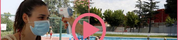 ⏯️ Tres municipis del Baix Segre obren les piscines municipals amb restriccions