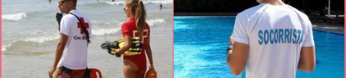La Generalitat facilitarà la contractació de socorristes per a les platges i piscines de Catalunya aquest estiu