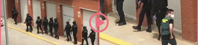 ⏯️ Sis detinguts en una operació antidroga de la Guàrdia Civil a Lleida, Almacelles i L'Hospitalet de Llobregat