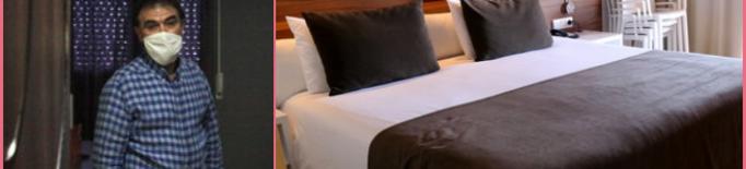 """La majoria d'hotels de Catalunya veu """"impossible"""" que compensi obrir dilluns amb restriccions"""