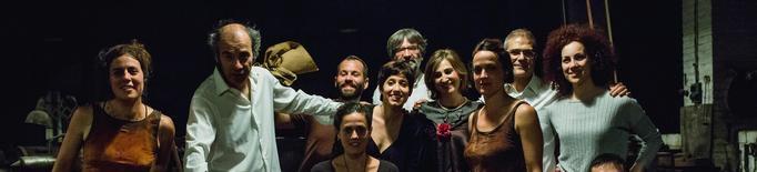 Col·lectiu Free't: 15 artistes per alliberar els escenaris dels límits del guió