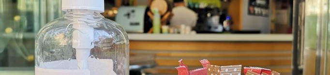 El Baix Segre demana al Procicat l'obertura d'espais interiors de bars i restaurants