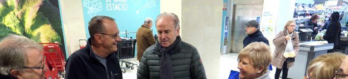 L'alcalde Miquel Pueyo diu que l'èxit del Gran Recapte és l'efecte sensibilitzador entre la ciutadania