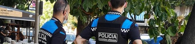 Detingut a Lleida un jove per maltractament