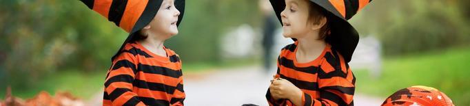 Consells per evitar riscos amb les disfresses i maquillatges de Halloween