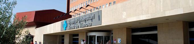 L'Hospital Arnau de Vilanova adquireix un equip portàtil de radiologia i dos ecògrafs ultralleugers