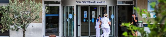 Augmenten els ingressos per covid-19 als hospitals de la regió sanitària de Lleida