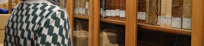 Biblioteca de l'IEI, la memòria de les pàgines