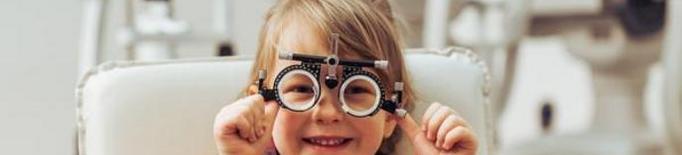 A quina edat ha d'anar el meu fill o filla a l'oftalmòleg?