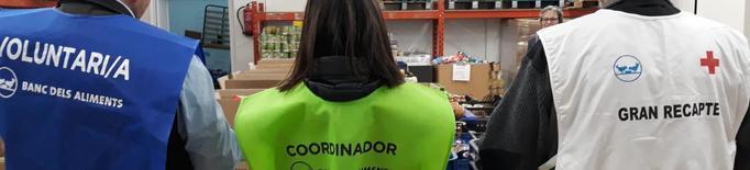 L'Alt Urgell ajuda a més d'un centenar de famílies durant el confinament
