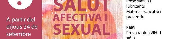 L'Espai de Salut Sexual torna a oferir atencions presencials al centre cívic l'Escorxador de la Seu d'Urgell