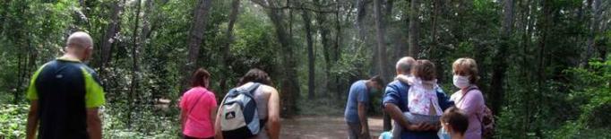 La Paeria reprèn les activitats de natura i medi ambient