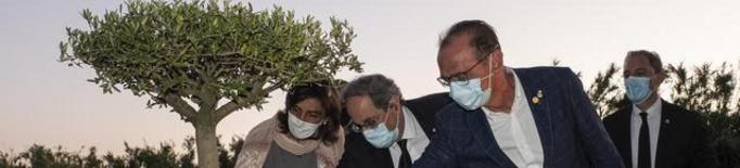 Lleida ret homenatge als 349 veïns que han mort durant el confinament