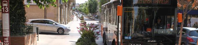 Bus urbà gratuït a Tàrrega del 16 al 20 de setembre en el marc de la Setmana Europea de la Mobilitat