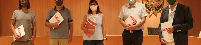 Tàrrega rep en donació el fons fotogràfic personal del periodista Josep Serra Teixidó
