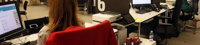 Cita prèvia 'online' per a onze tipus de tràmits a les oficines municipals