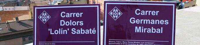 Lleida canvia el nom de quatre dels carrers franquistes que encara queden a la ciutat