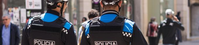 Detingut un home per agredir la seva mare a Lleida