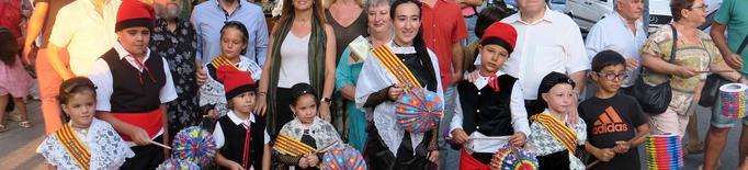 Els barris de Lleida també celebren la festa dels fanalets