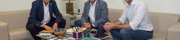 La Paeria i la Generalitat intensificaran el treball per avançar en la nova estació d'autobusos