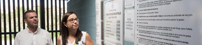L'Ajuntament de Lleida permet fer 'topless' en les piscines municipals