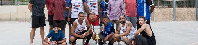 Street basket, a l'estiu, amb LleidaJove