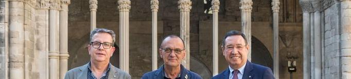 La Seu Vella acull aquesta tarda l'acte de la Diada a Lleida amb la presència del President Torra