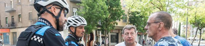 Lleida surt al carrer per celebrar amb activitats festives el Dia sense Cotxes