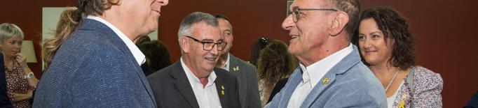 L'alcalde Miquel Pueyo diu que Lleida té la responsabilitat de dialogar i liderar amb respecte els municipis del seu entorn