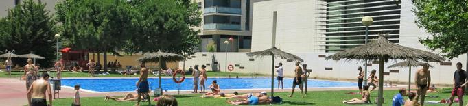 Les piscines municipals de Lleida tanquen temporada amb 178.295 banyistes