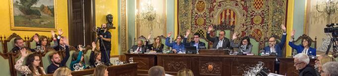 El Ple Municipal aprova les ordenances fiscals per a l'any 2020
