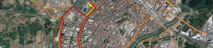 La 27a Rodi Mitja Marató de Lleida preveu desviaments de trànsit per garantir la seguretat