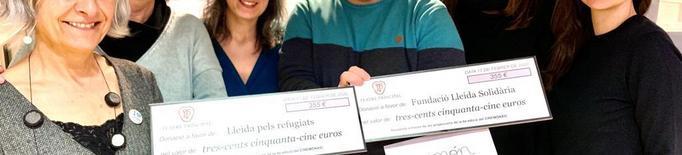 Els donatius de Cinemón Xic financen projectes solidaris a Burkina Faso i Grècia