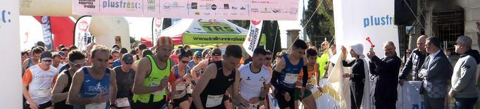 800 esportistes participen en la XIV Cursa dels Templers de Lleida